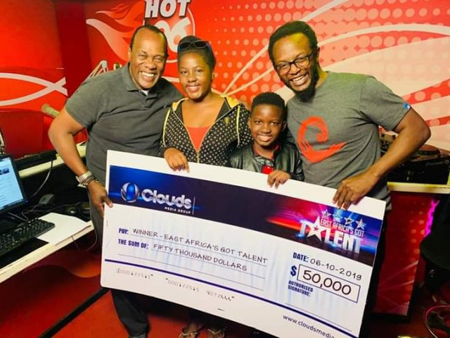East Africa Got Talent Winners Esther And Ezekiel Deny Lamenting For Their Missing $50,000 Prize Money. 4