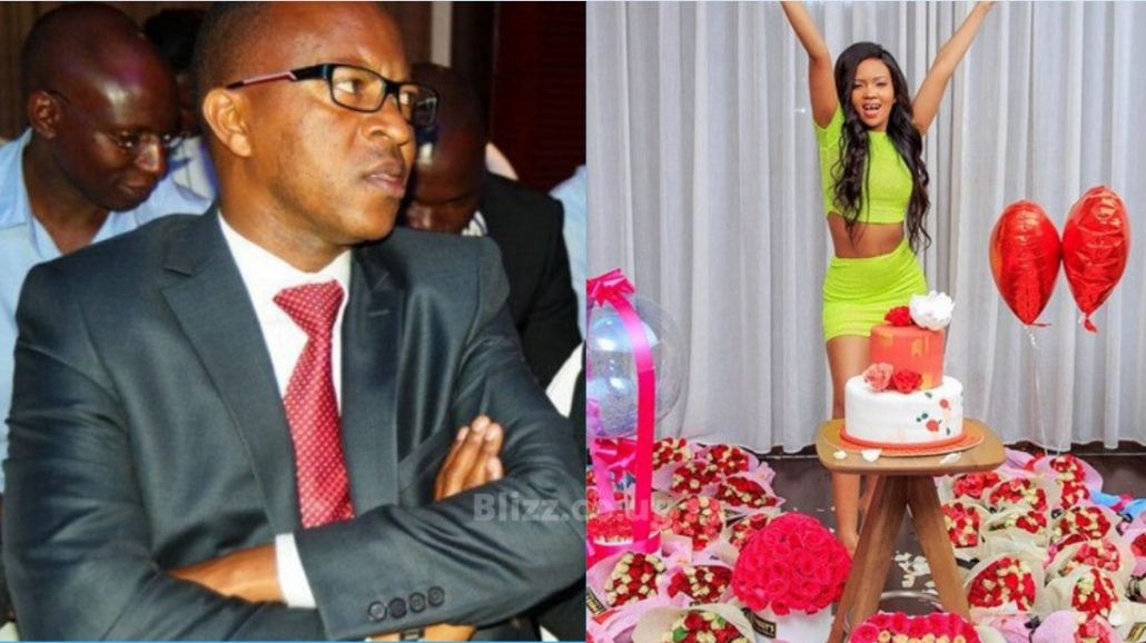 Frank Gashumba Is So Ashamed Of How His Daughter Sheilah Gashumba Turned Out He Didn't Bother Wishing Her A Happy Birthday. 7