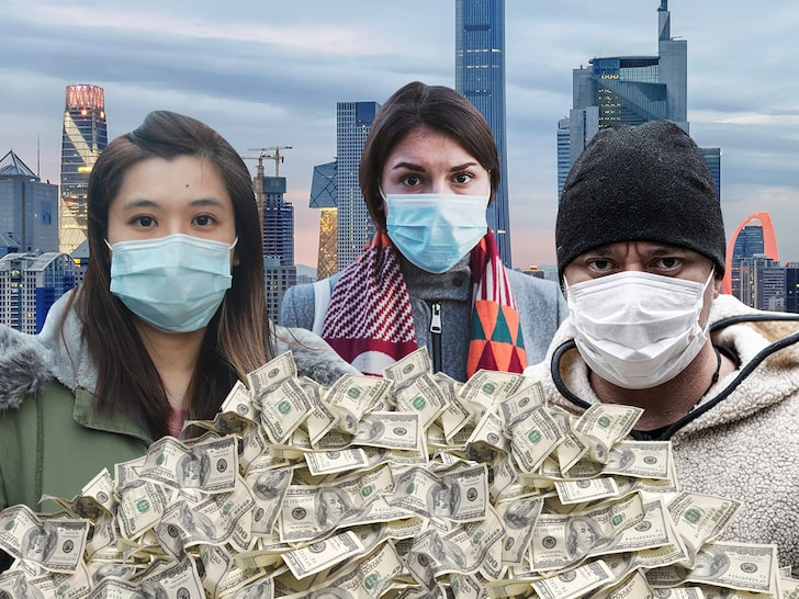 U.S. Company Gets $67 Million In Mask Orders, But Unable To Meet Rising Demand. 1