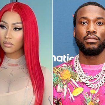 Nicki Minaj And Meek Mill Ignite Feud Over Abuse Claims, Setting Twitter On Fire.