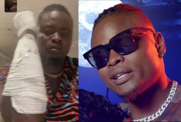 Pallaso Denies Being Beaten In South Africa Because Of Sleeping With A Married Woman. 3
