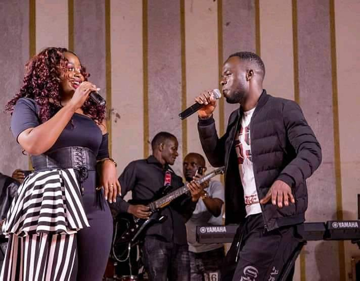 Chris Evans Forgives And Sings With Rema Again, Despite H er Refusing To Apologize To Him. 1