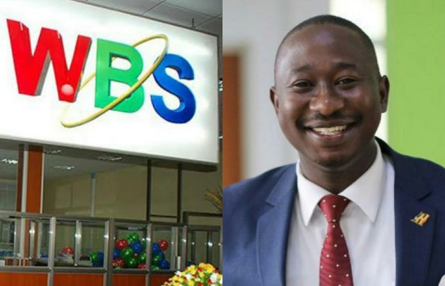 Solomon Sserwanja Joins Resurrecting WBS TV After Quitting NBS TV. 2