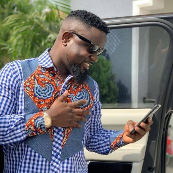 'I Want To Visit Uganda.' Ghanian Vibrant Rapper Sarkodie Badly Wants To Come To The 256.