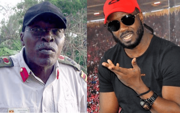 Bebe Cool: There Is A Lot That Gen. Kasirye Ggwanga Needs To Learn From Me. 8
