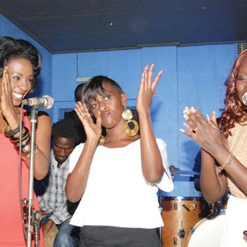 Cindy Sanyu: I Want To Sing With Jackie Chandiru At My Concert, But Her Family Is Hiding Her.