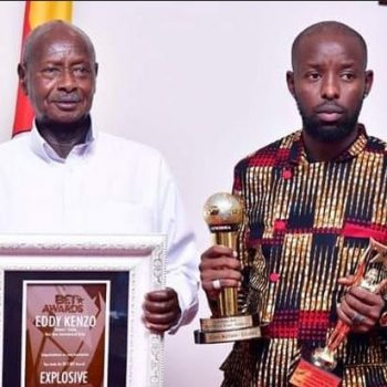 Eddy Kenzo Painfully Cancels His Festival, After President Museveni's #COVID19UG Directives.