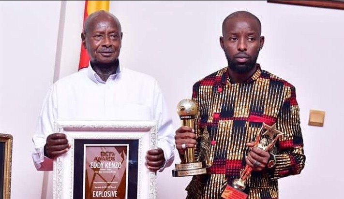 Eddy Kenzo Painfully Cancels His Festival, After President Museveni's #COVID19UG Directives. 7