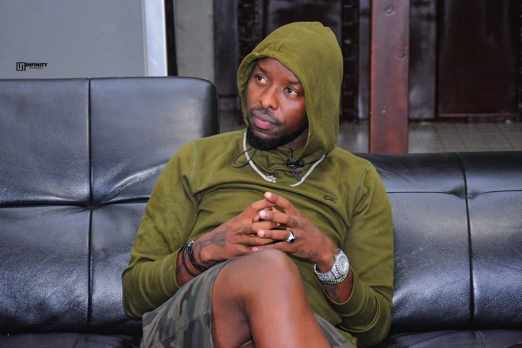Eddy Kenzo Stuck In Ivory Coast After President Museveni Closed Borders And Stopped Flights. 8