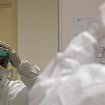 One Hundred Italian Doctors Have Died Of Coronavirus Due Inadequate Protective Gears.