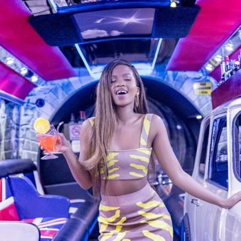 Sheilah Gashumba: TV Stations Treat Presenters As A Joke, And Should Be Ashamed Of Themselves. Presenters Are Comfortably Paid Peanuts But They Act Rich.