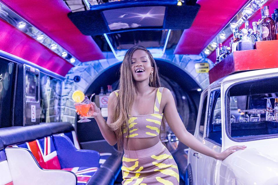 Sheilah Gashumba: TV Stations Treat Presenters As A Joke, And Should Be Ashamed Of Themselves. Presenters Are Comfortably Paid Peanuts But They Act Rich. 4