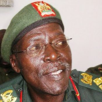 Major General Kasirye Ggwanga Has Passed On Today-Heroes Day. And Here Is What You Need To Know About Him.