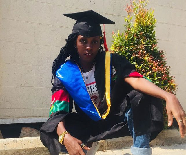 azawii - Azawi: I Almost Dropped Out At Campus Because Of My Passion For Music.