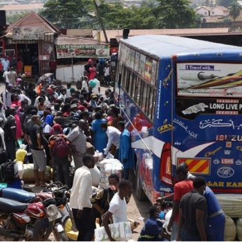 Government Grants Upcountry Buses And Taxis 3 Days Break To Take People Back To Their Villages.