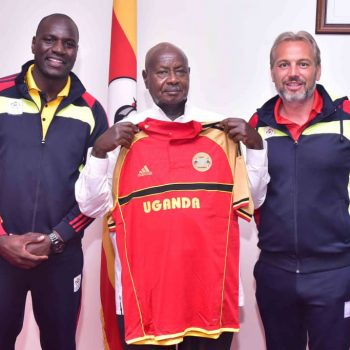 """""""President Museveni Please Give Us The $1M You Promised Us, We Are Tired Of Waiting."""" Uganda Cranes Players Cry Out."""