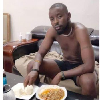 Eddy Kenzo: I Really Miss My Home Uganda And I Don't Want To Die Here In Ivory Coast.