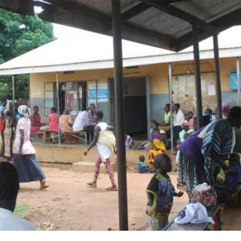 Health Workers In Northern Uganda Strike Due To Lack Of Protective Gear.