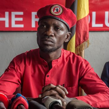 Bobi Wine: I Will Enforce And Uphold The Copyright Law, Once I Become President.