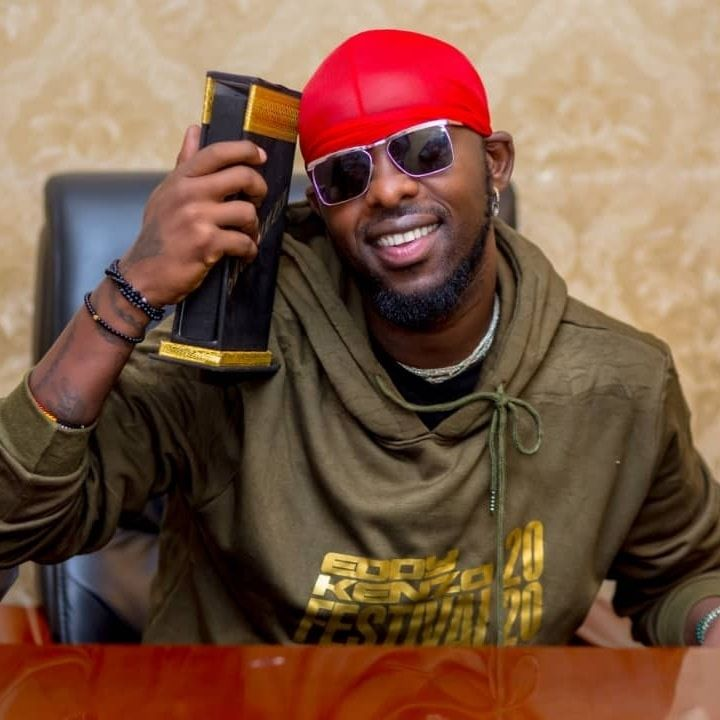 eddyy1 - Eddy Kenzo: I Know I'm Not Important In Uganda, But In Other Countries They Worship Me.