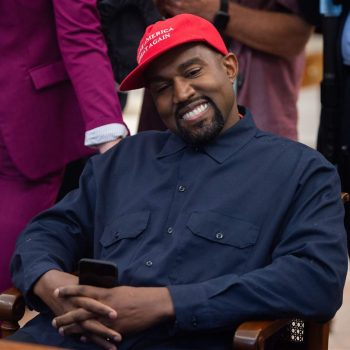Kanye West Announces His 2020 USA Presidential Run.
