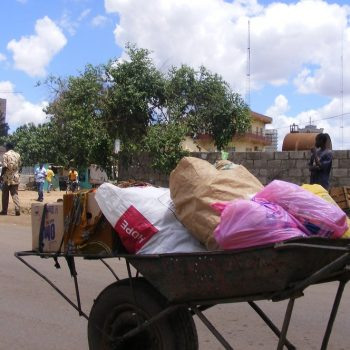 Zambia Orders Registration Of All Commercial Wheelbarrows In Lusaka -Capital City.