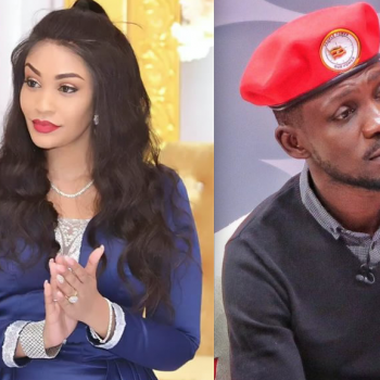 Zari: I Have A Right To Ask Whether Bobi Wine Has Presidential Credentials, People Power Fans Should Stop Abusing And Intimidating Me.