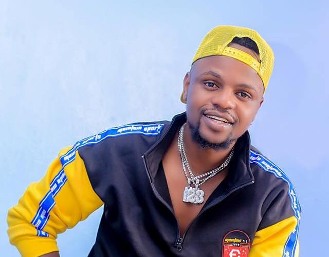 Victor Kamenyo - Singer Victor Kamenyo Wanted For Running Away With Ugx.3.5M Unpaid Rent For 7 Months.