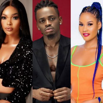 Diamond Platnumz: I Must Marry The Woman Of My Dreams Before Celebrating New Year's Eve.