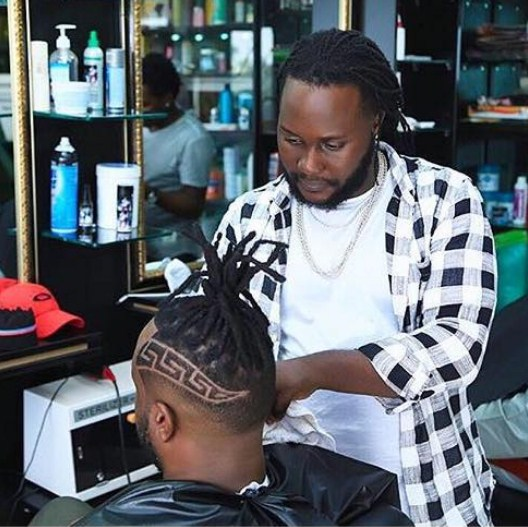 BEBE 1 - Hair Stylist MartBarber Accuses Bebe Cool Of Bad Manners, Arrogance, And Refusing To Pay His 3 Million.