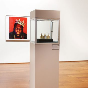 Notorious B.I.G.'s Plastic Crown Sells At Auction For Almost $600K.