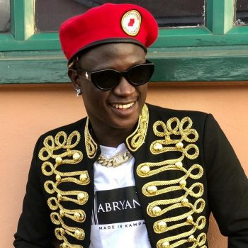 Gravity Omutujju Wants The National Anthem To Be Remixed So That It Can Play In Bars And Concerts.
