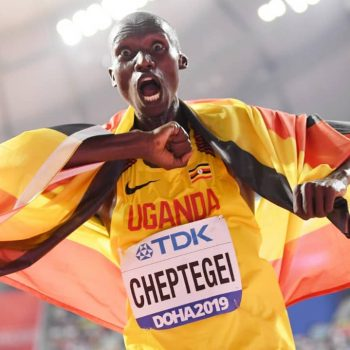 Cheptegei Breaks 10,000m World Record, As Earlier Anticipated.