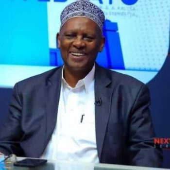 NBS TV's Political Analyst Dr. Anas Kaliisa Passes On Due To Unknown Causes.