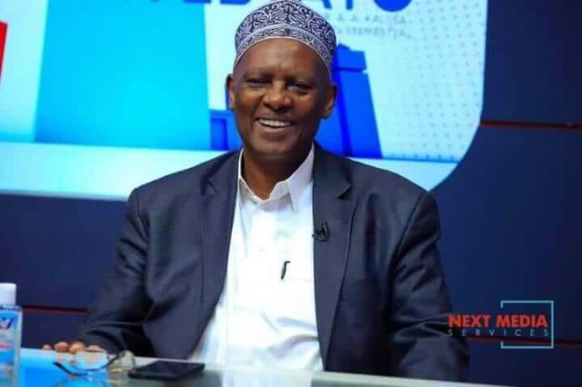 anas - NBS TV's Political Analyst Dr. Anas Kaliisa Passes On Due To Unknown Causes.