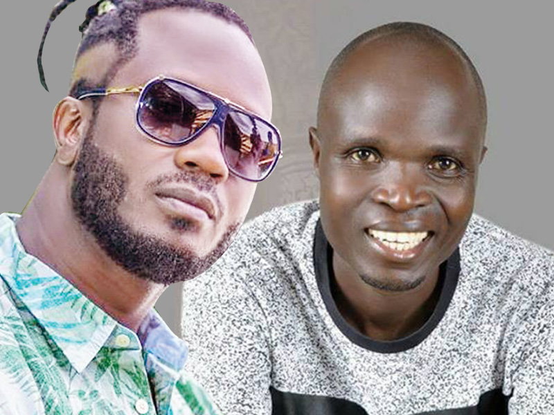 "bebee - Bebe Cool: Ronald Mayinja Stole My Shine In NRM With His Song ""Muzeyi""."
