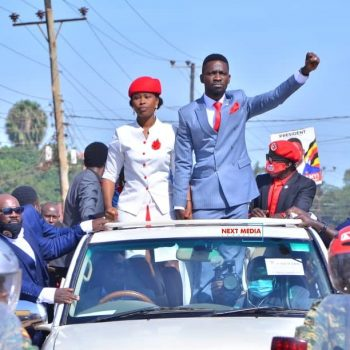 Bobi Wine Duly Nominated To Contest In The 2021 Presidential Elections Against President Museveni.