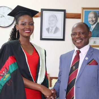 National Council For Higher Education Considers Canceling Quiin Abenakyo's Degree.