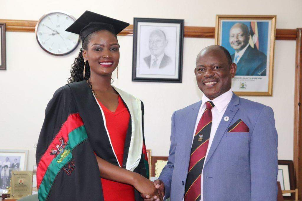 quiinn - National Council For Higher Education Considers Canceling Quiin Abenakyo's Degree.