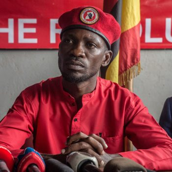 Bobi Wine: On My First Day In Office I Will Abolish All Useless And Unfair Taxes Like OTT.