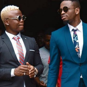 Harmonize: Thank You Diamond Platnumz For Changing My Life, You're A Legend And A Hero.