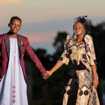Luga-Flow Rapper Jim Nola MC Officially Introduced By Fiancé Noelina In A Remarkable Kukyala Ceremony.