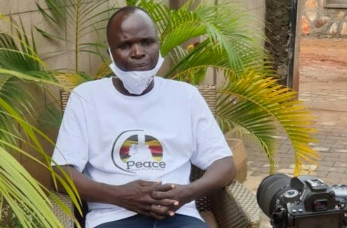 mayin - Ronald Mayinja Wanted By Police For Stealing A Journalist's Phone, After Kidnapping Her For Two Hours.