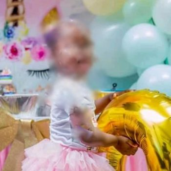 Three Year Old Baby Girl Poisoned During Her Birthday Party, She Dies Immediately