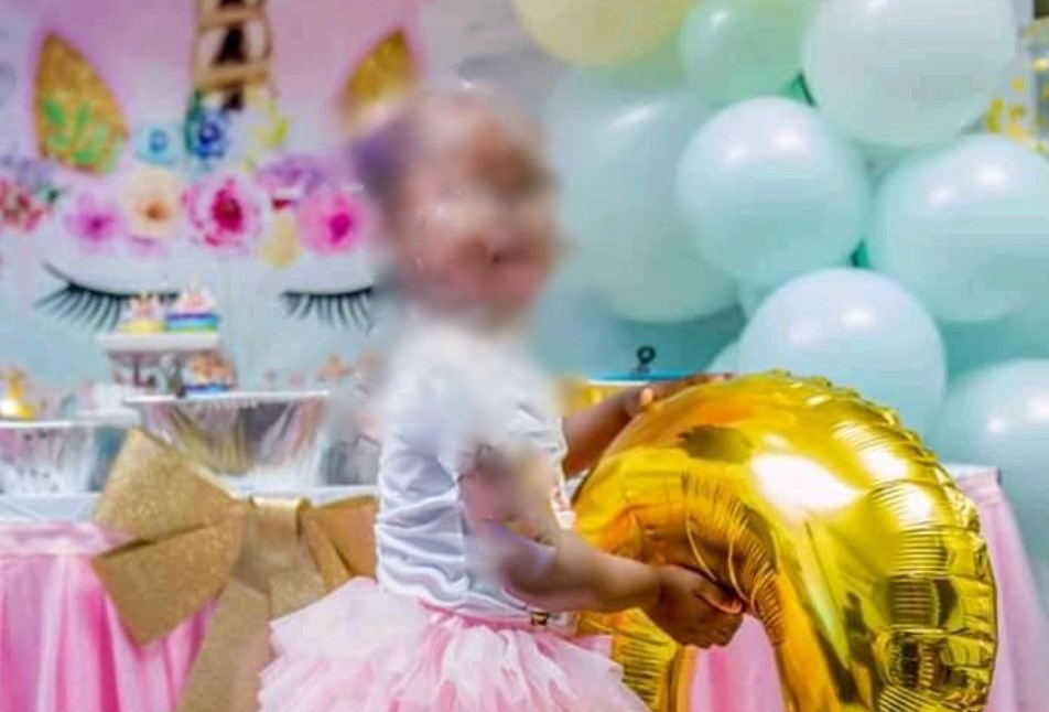 baby - Three Year Old Baby Girl Poisoned During Her Birthday Party, She Dies Immediately