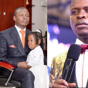 Prophet Bushiri Blames South African Government For Causing The Death Of His 8-Year Old Daughter Israella.
