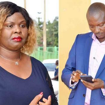 """I'm Your Wife Forever, Till Death Do Us Apart! I Will Never Sign Your Hopeless Divorce Papers."" Teddy Bugingo Rebukes Her Husband Pastor Bugingo."