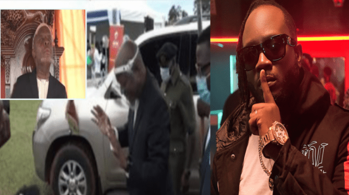 bebe posted - Bebe Cool Blasts Buganda Leaders For Being Unserious And Careless, Saying That Kabaka Needs Urgent Medical Care But They Are Just Sleeping!