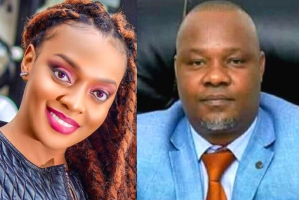 """dian - """"I Pity The Man Who Will Risk His Life By Impregnanting Greedy Diana Nabatanzi, He Will Be A Hero!"""" Masaka Tycoon Lwasa Continues To Bicker His Ex."""