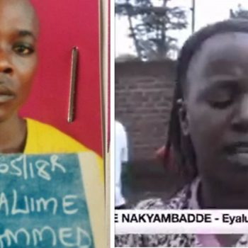 Nakyambadde's Story Of How Kiddawalime Assaulted Her Excites Ugandans Relieving Them Of The Covid-19 Lockdown Stress.